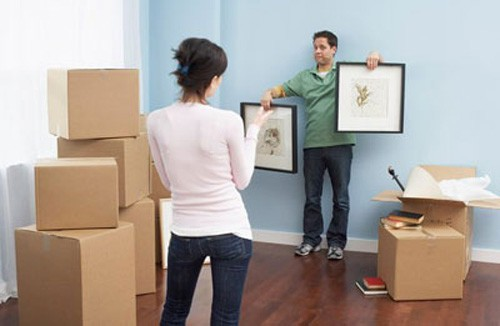 Mơ thấy chuyển nhà và chuyển công tác là điềm may