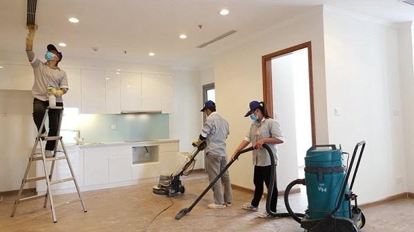 Dịch vụ dọn dẹp nhà ở